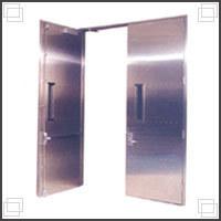 Industrial Scientific Doors