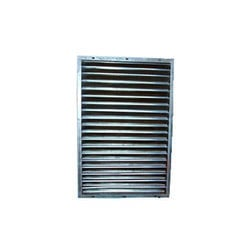 Commerical Usage Horizontal Air Distribution Louvers