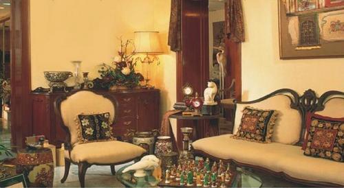 Designer sofa set in mumbai maharashtra master pieces - The living room mumbai maharashtra ...