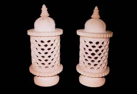 GARDEN LAMP SHADES