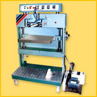 Semi Automatic Vacuumizing Machine in  Railway Road