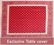 Exclusive Table Cover
