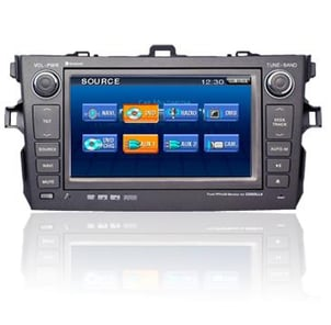 Car DVD for Toyota