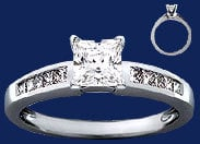 Best Price Solitaire Diamond Ring