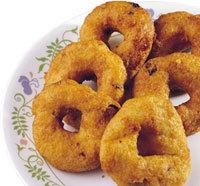 Delicious Taste Frozen Uzhunnu Vada Processing Type: Fried