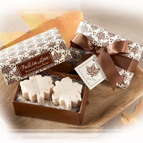 Elegant Scented Gift Candle