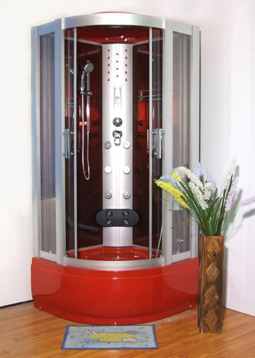 Luxurious Glass Shower Room