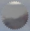 Silver Foil Sticker