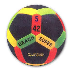 Weather Resistant Beach Soccer Ball