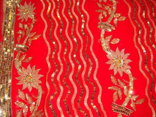 Hand Embroidery Saree In Surat Gujarat Jagdamba Sarees Pvt Ltd