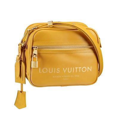 Louis Vuitton Zipper Bag
