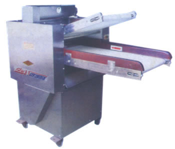 Silver Ymzd Series Automatic Dough Sheeter