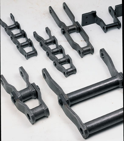 Heavy Duty Welded Chain Hole Shape: Square