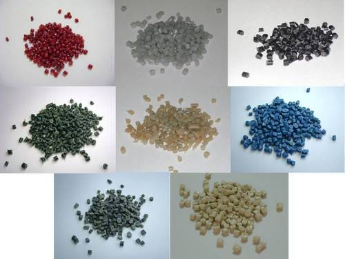 High Density Recycled Plastic Granules