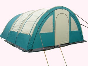 Polyester Breathable Tunnel Tent