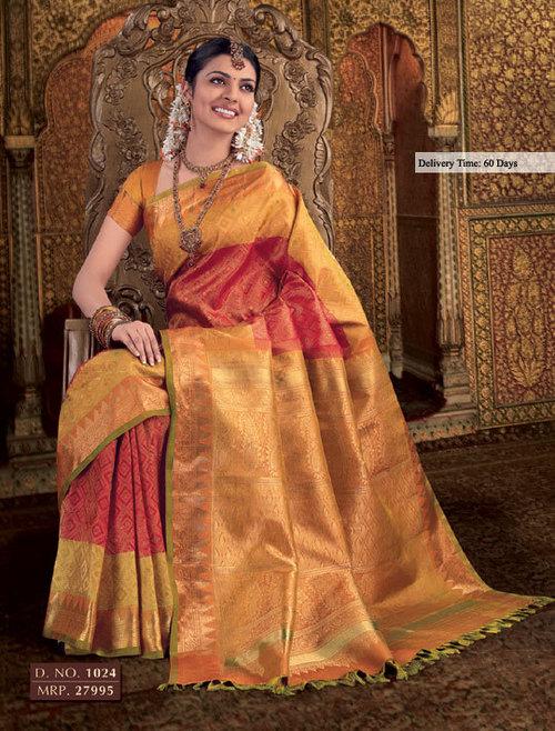Bridal Silk Sarees - THE CHENNAI SILKS, NEW NO  23, USMAN