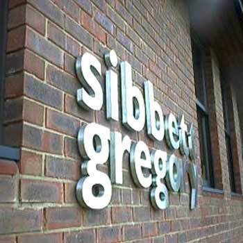 Fine Finish Stainless Steel Letters