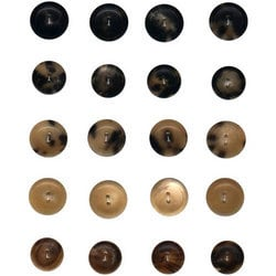 Black Hollow Portion Decorative Blanks