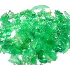 Green Plastic Off Spaces Scrap