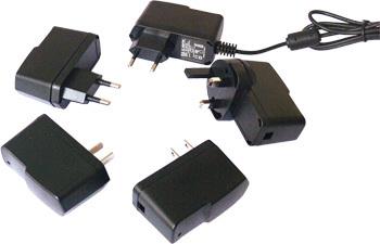 12W Series AC/DC Adapter