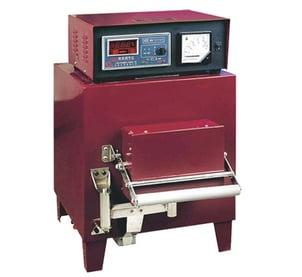 Free Stand Programmable Electric Furnace