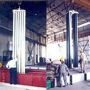 Galvanizing Spare Units
