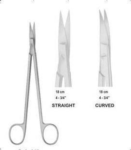 Manual Surgical Utility Scissors