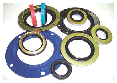 Accurate Dimension Oil Seal Application: Automotive Industries