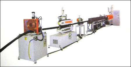 LDPE/LLDPE/HDPE/PVC Pipe Extrusion Line