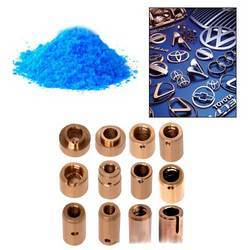 Copper Sulphate - Electroplating Grade at Best Price in Vapi