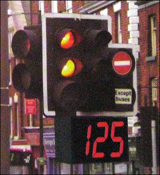 Traffic Signal Timer