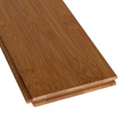 Carbonized Horizontal Bamboo Floorings