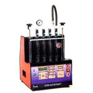 Computerized Injector Cleaner Cum Tester
