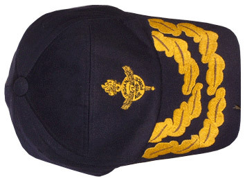 Embroidered Sports Cap
