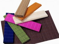Colorful Bamboo Table Mats