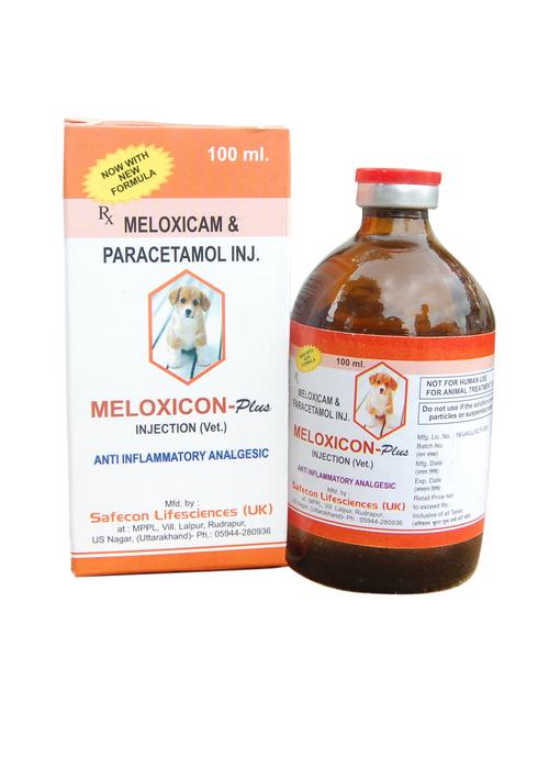 Meloxicam 5mg Paracetamol 150 Mg Injection