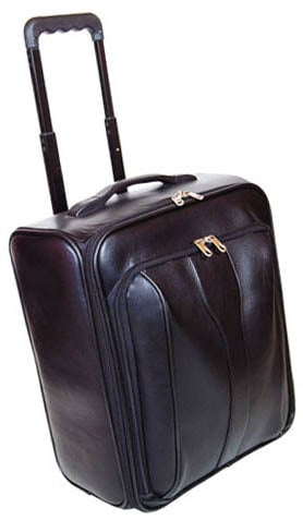 Leather Trolley Bags