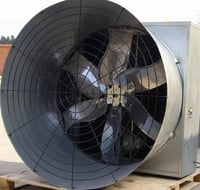 Excellent Performance Cone Exhaust Fan