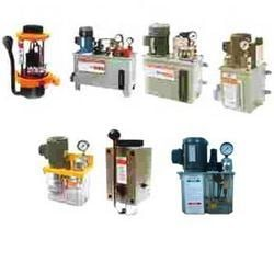 Single Line Oil/Grease Lubrication System
