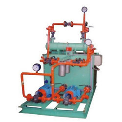 Smoothly Work Oil Circulation System Size: Standard Sizes Available