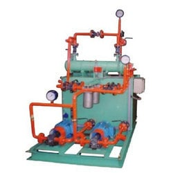 Smoothly Work Oil Circulation System