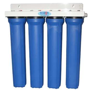 20GA Pipeline Water Purifier - 4 Stages