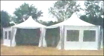 Resorts Warehouse Modular Fabric Structures