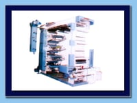 Eight Colour Flexographic Printing Machine