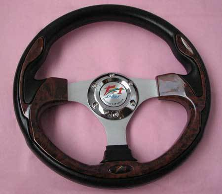 Auto Steering Wheel in  Focal Point Phase - Viii
