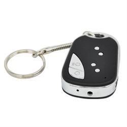 Car Key Style Video Recorder Camera