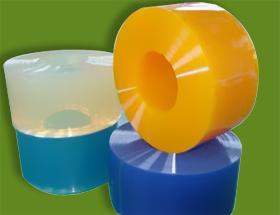 Multicolor Pvc Strip Curtain