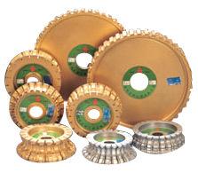 Round Shape Diamond Grinding Wheel Application: Industrial