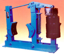 Ac Thruster Operated Brakes Application: As Electrically Driven Hoists