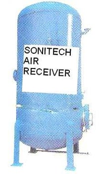 Compressed Air Receivers System